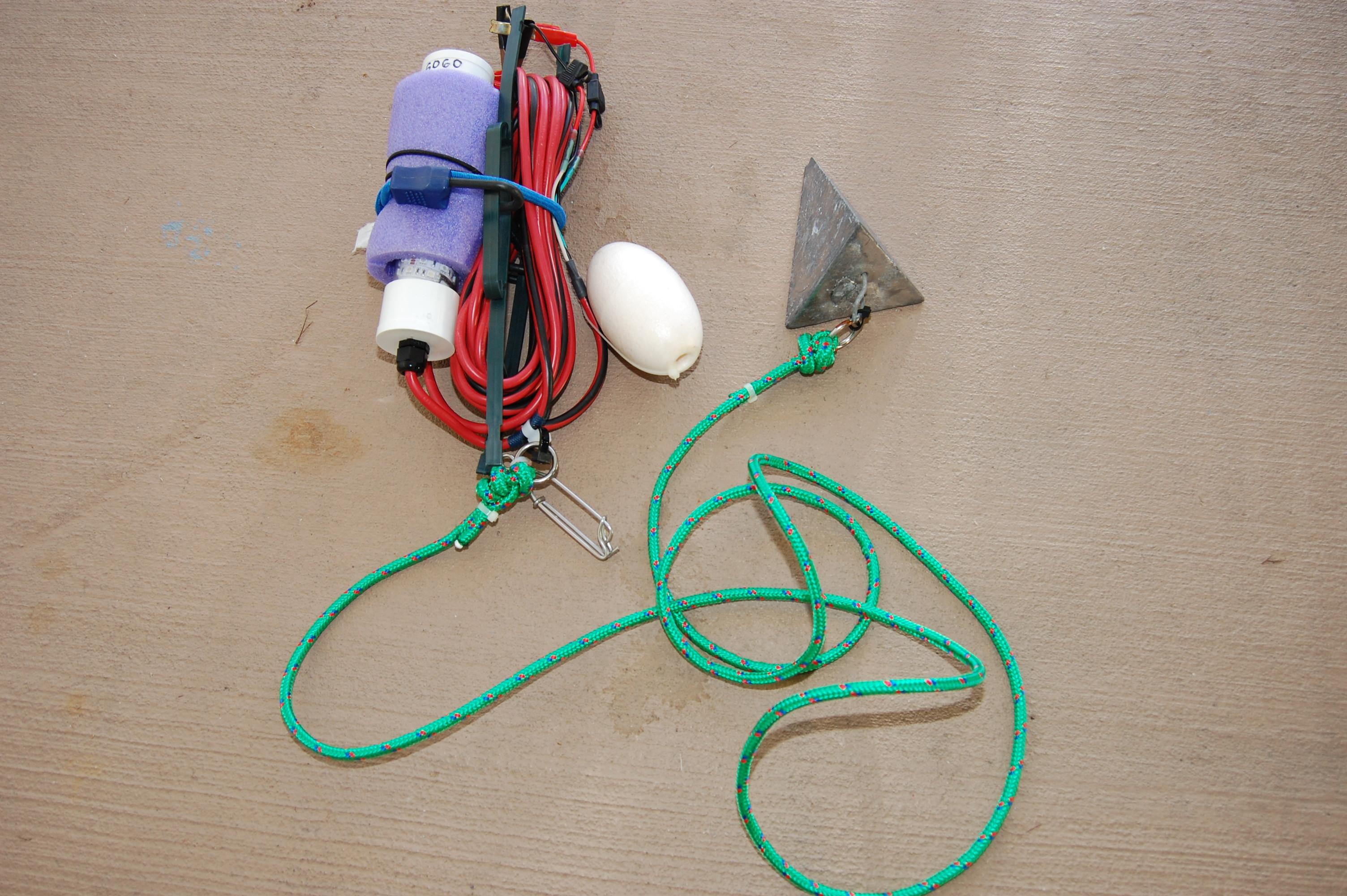 submersible fishing lights - award winning seriesleenoga, Reel Combo
