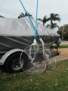shrimping dip nets
