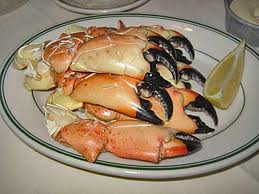 how to eat florida blue crab